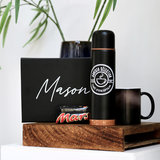 Giftset heren – Thermosfles