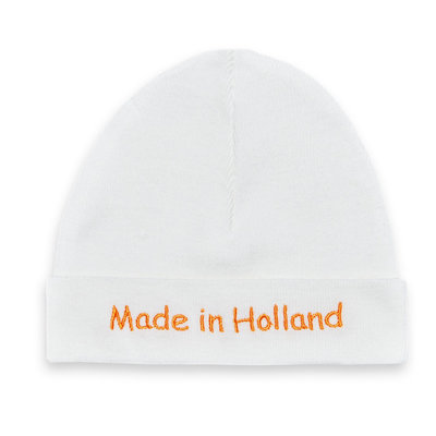 Babymuts Made in Holland