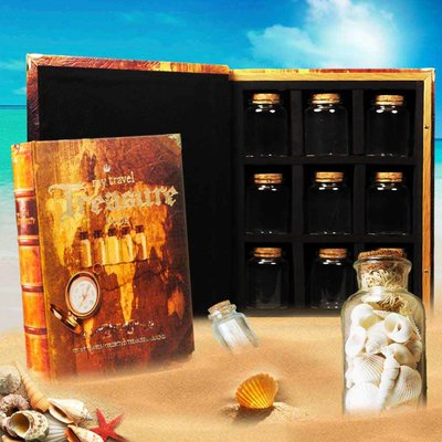 Travel Treasure Book (Reis Schatboek)